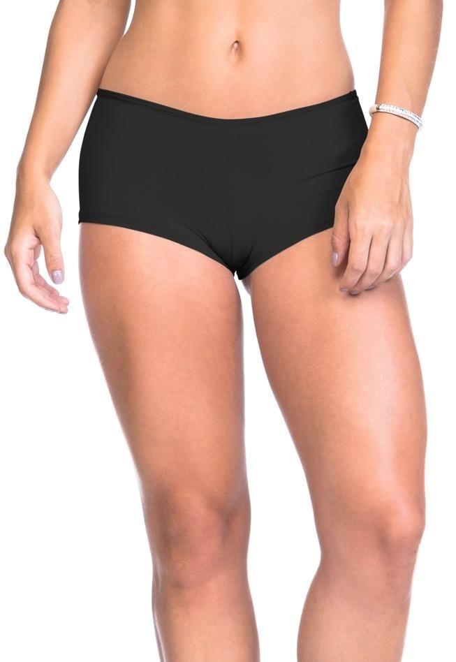 Shorts Microfibra Preto